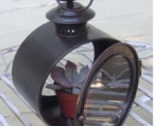 Iron Lantern