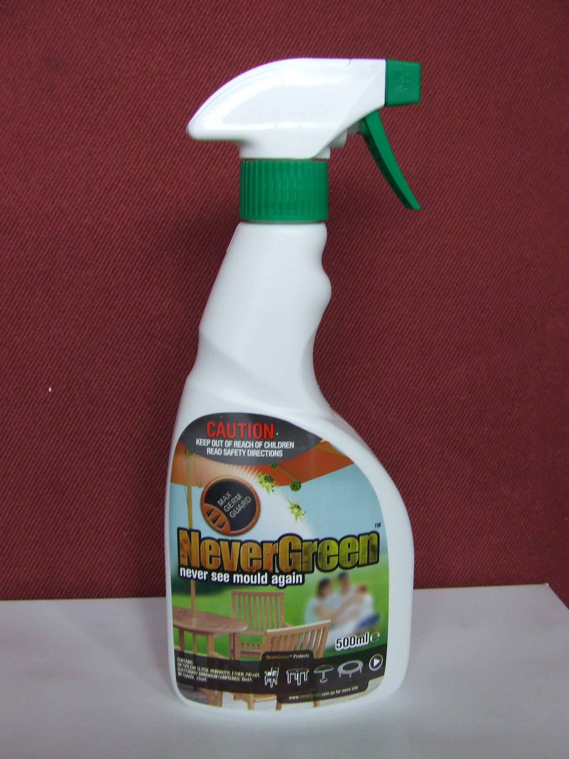 Nevergreen Ready to use  500ml