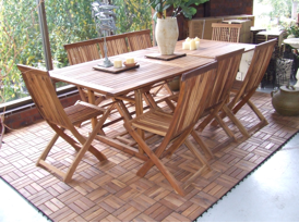 Blackwood Extension Table